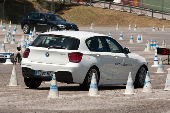 MTS signs a new partnership agreement with BMW driving school