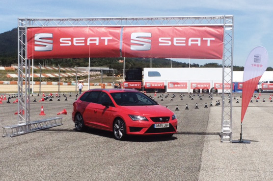 MTS will be present at the SEAT LEON EUROCUP