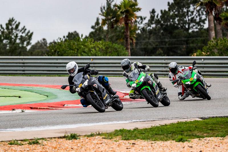 MTS, at the presentation of Dunlop's SportSmart TT