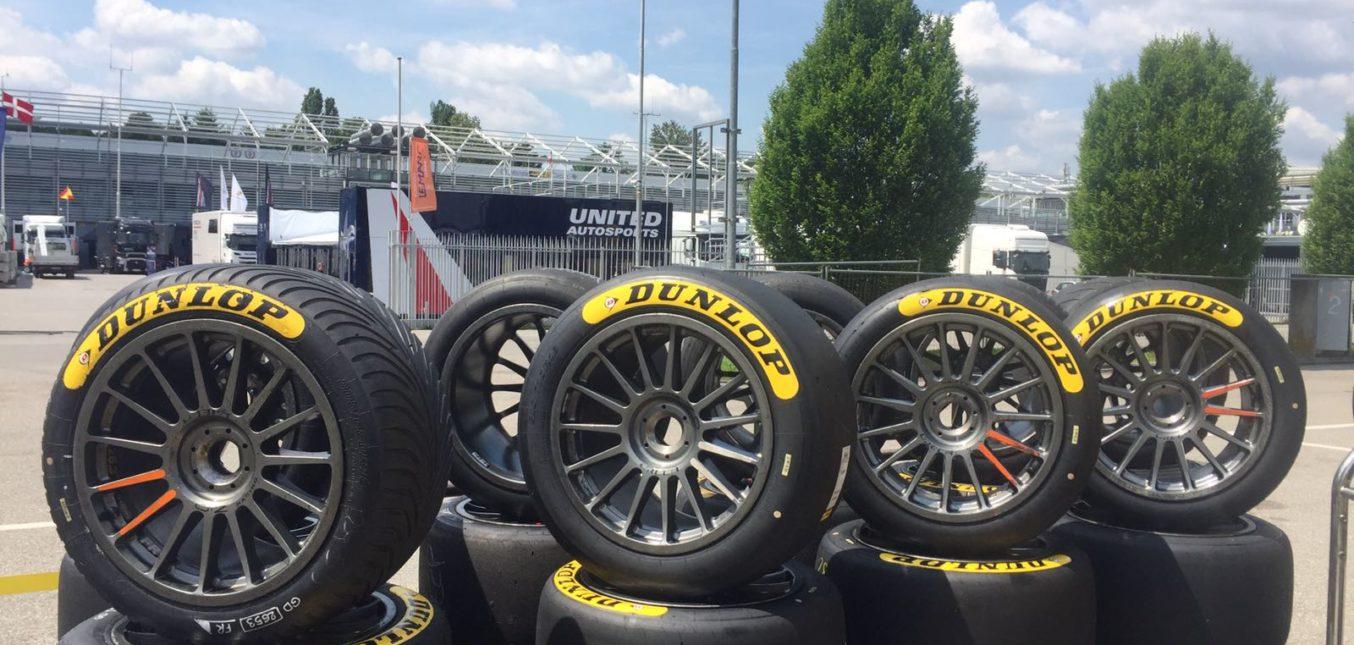 Dunlop Motorsport , segunda cita ELMS en Monza