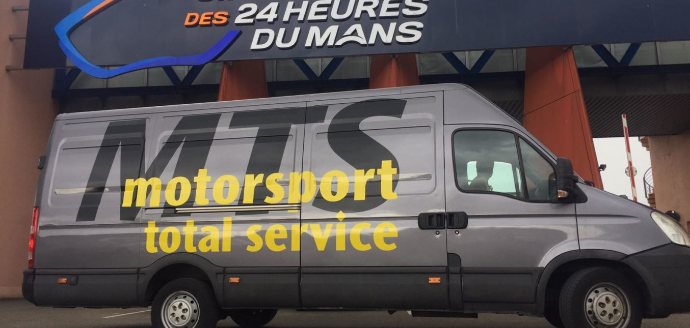 MTS at the Le Mans Test Day