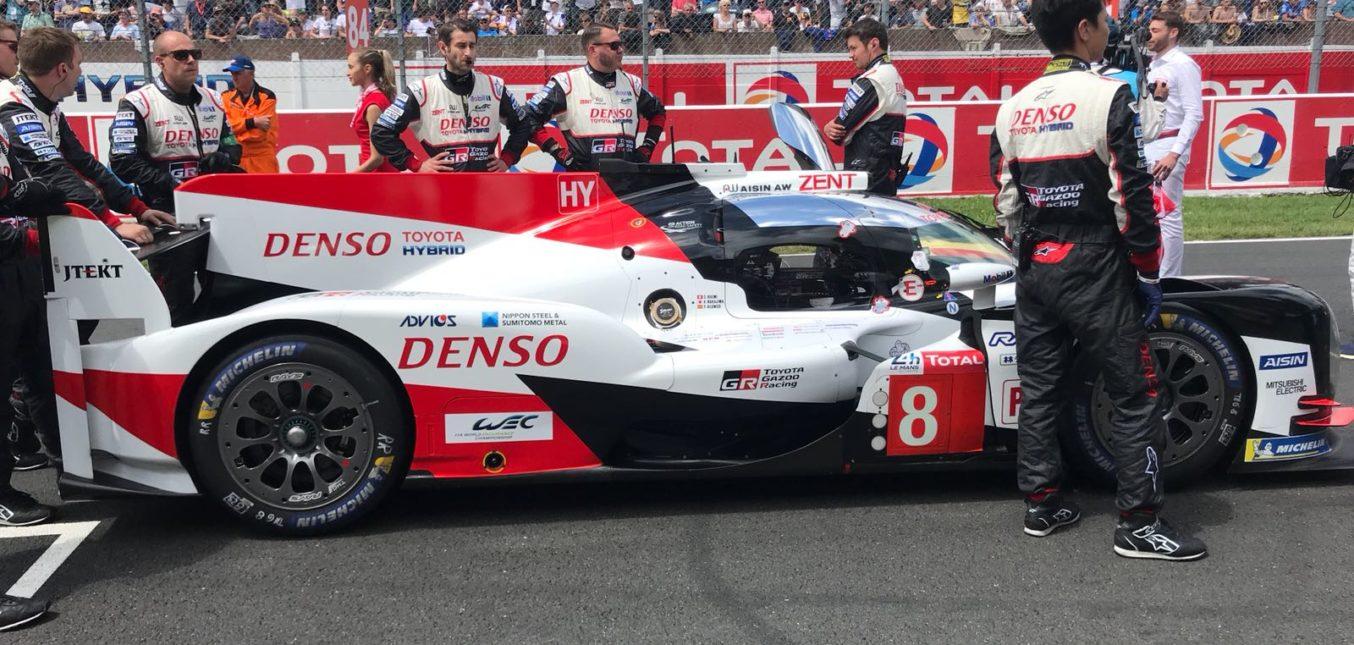 Una vez más, MTS dio un servicio inigualable en Le Mans 2018