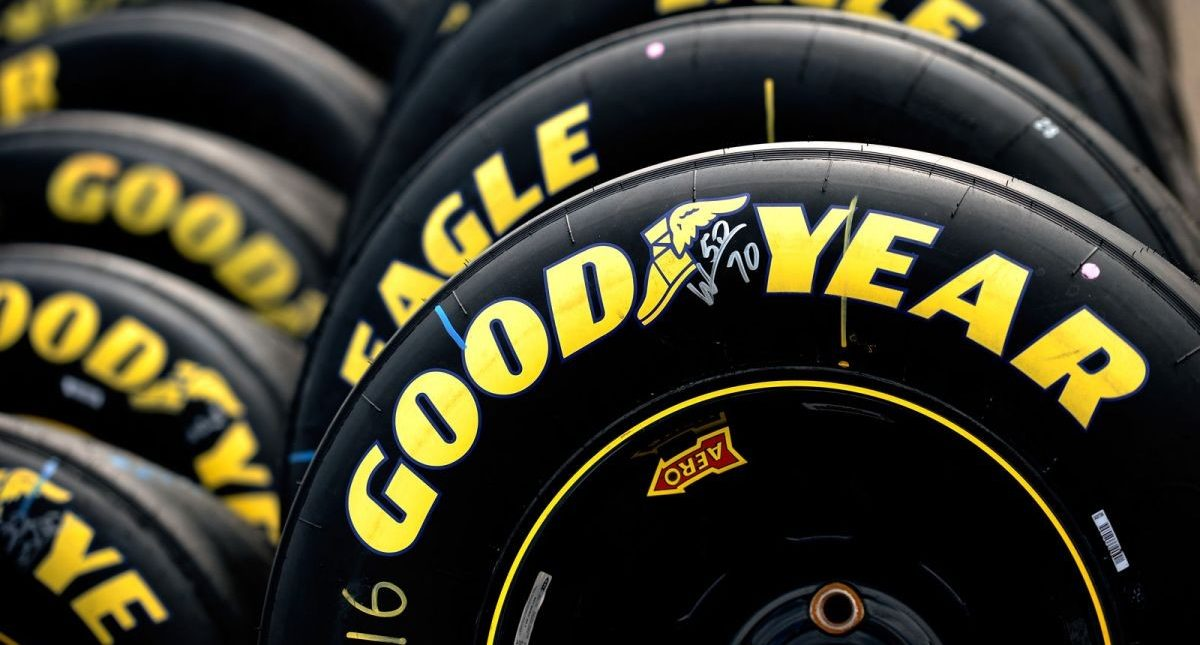 Goodyear announced its return to the competition