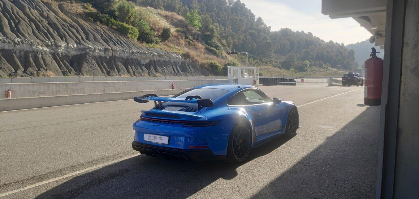 Porsche Experience en Parcmotor Castellolí